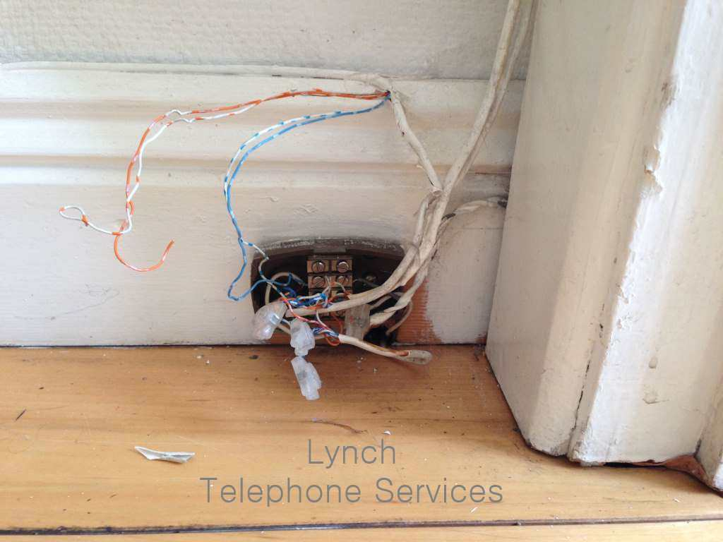 Lynch telephone services image gallery work we have completed on brown eircom junction box asfbconference2016 Choice Image